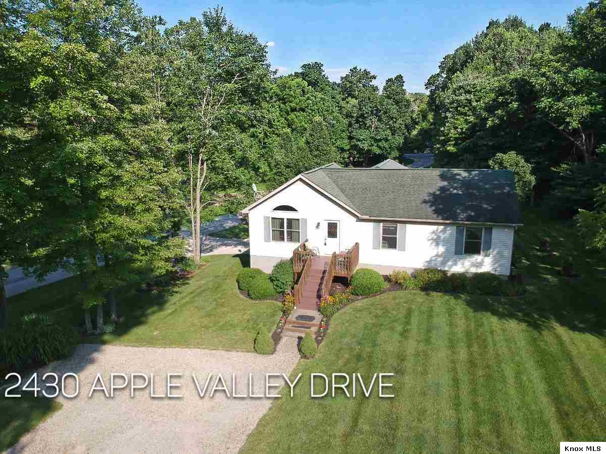 2430 Apple Valley Drive, Howard, OH 43028