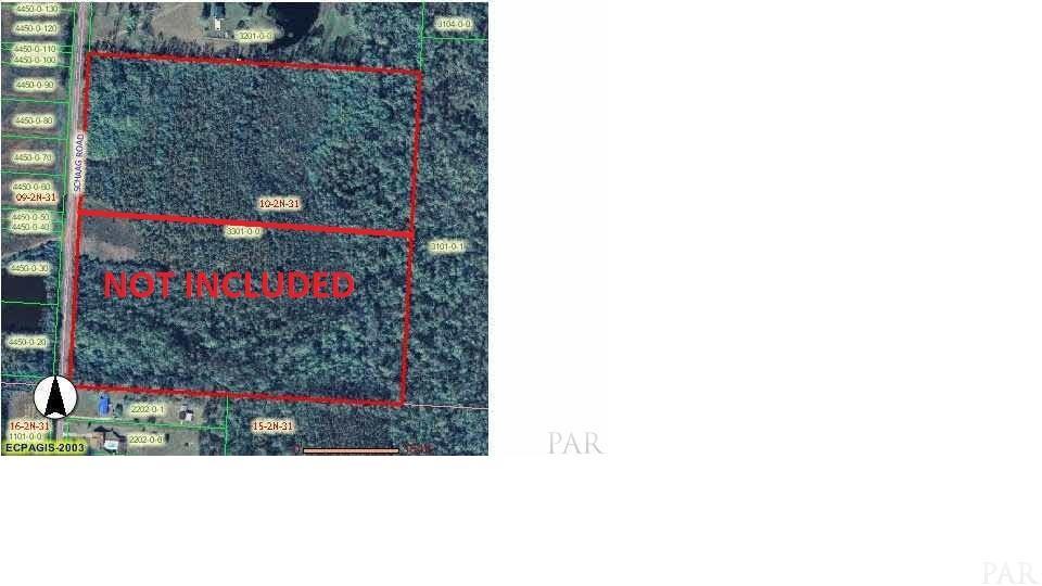 5400 Schaag Rd, Molino, FL 32577