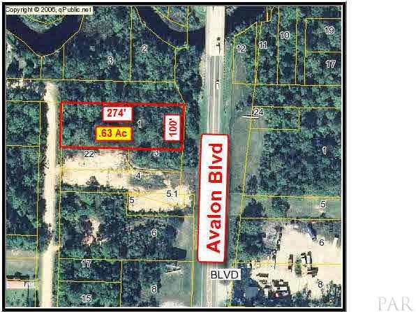 3002 Avalon Blvd, Milton, FL 32583