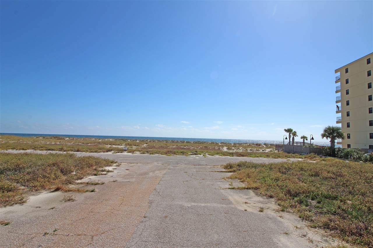 Development Opportunity in Perdido Key, FL with approximately 300 feet on the gorgeous Gulf of Mexico! This land is cleared and ready to build, fabulous location! Listing Broker owns a unit interest.