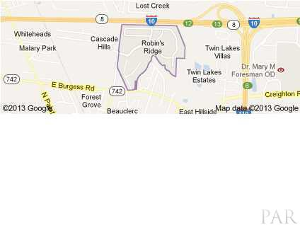 255 Tree Swallow Dr, Pensacola, FL 32503