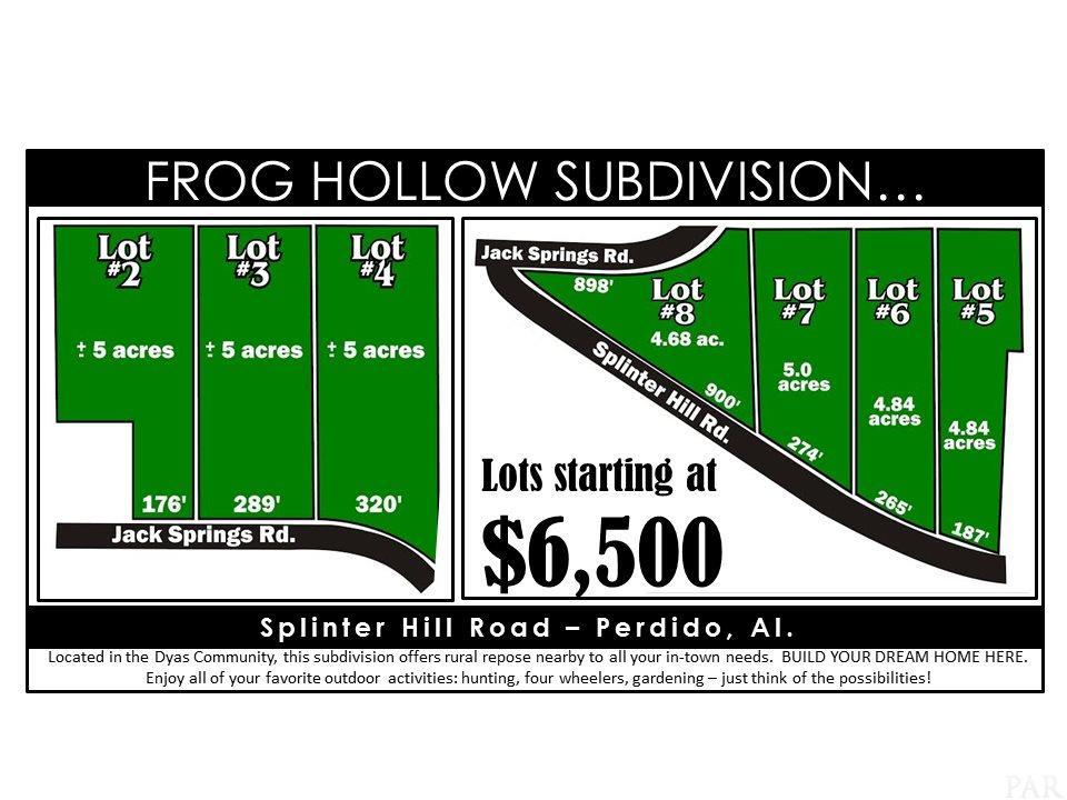 02 Splinter Hill Rd, Perdido, AL 36562