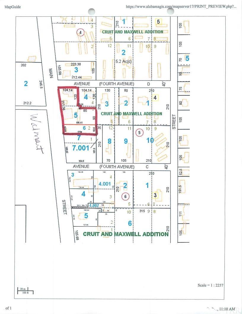 1010 N Main St, Atmore, AL 36502