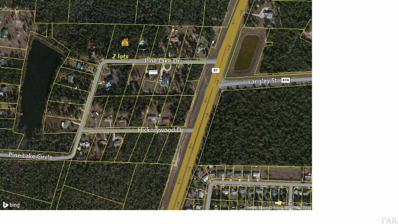 2.08 Ac Pine Lake Dr, Milton, FL 32570