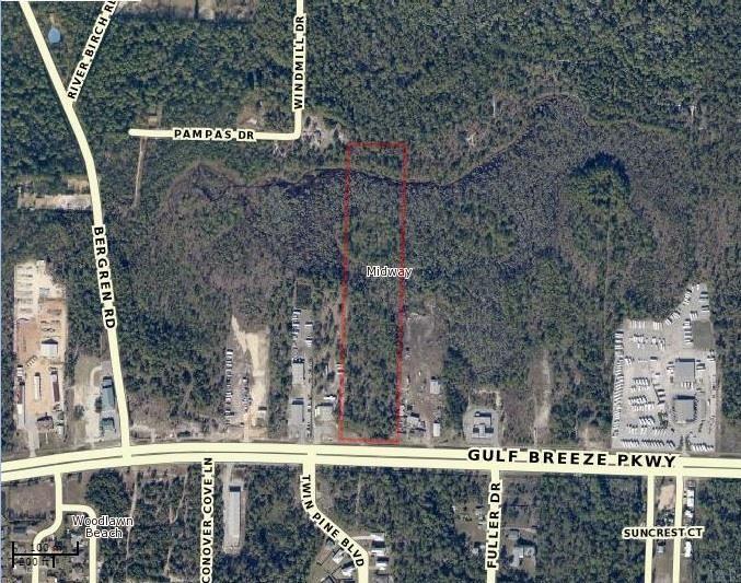 6100 Gulf Breeze Pkwy, Gulf Breeze, FL 32563