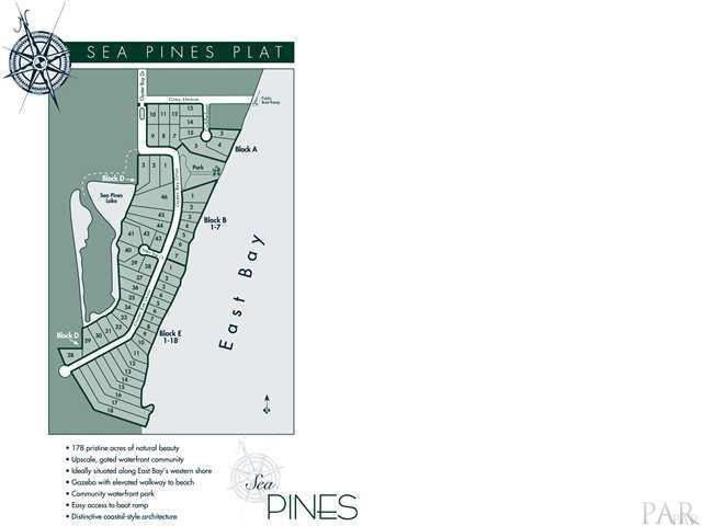 Lot 8 A Oyster Bay Dr, Milton, FL 32583