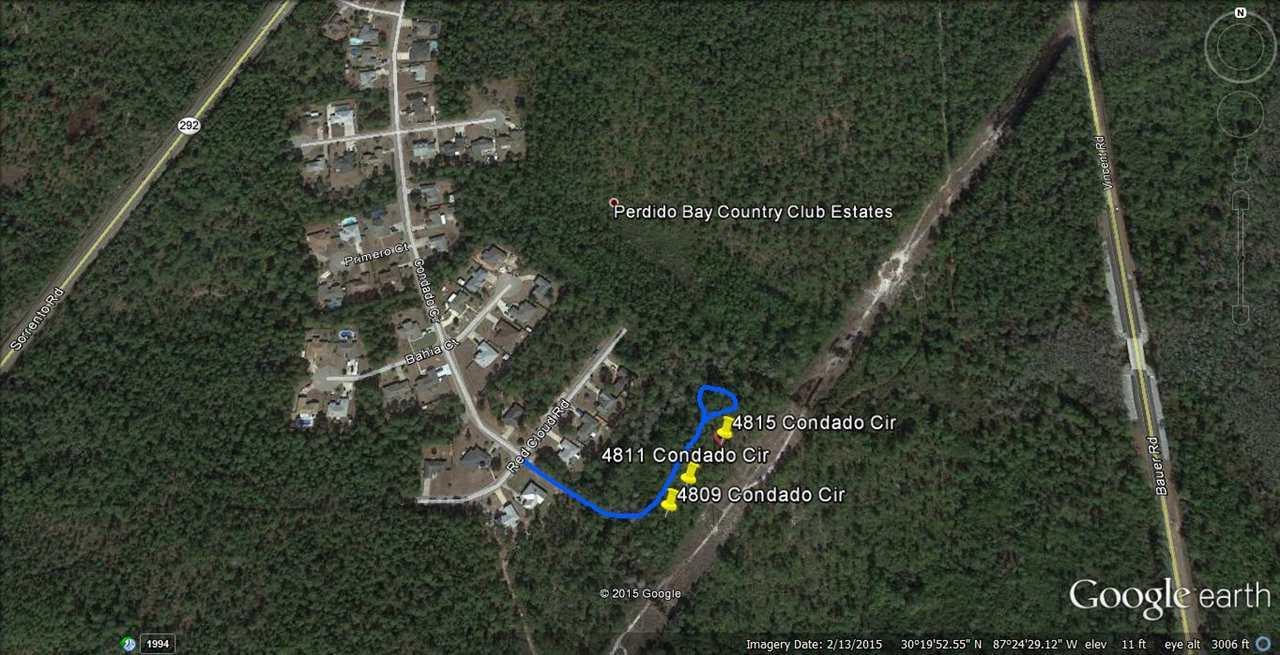 4815 Condado Cir, Pensacola, FL 32507