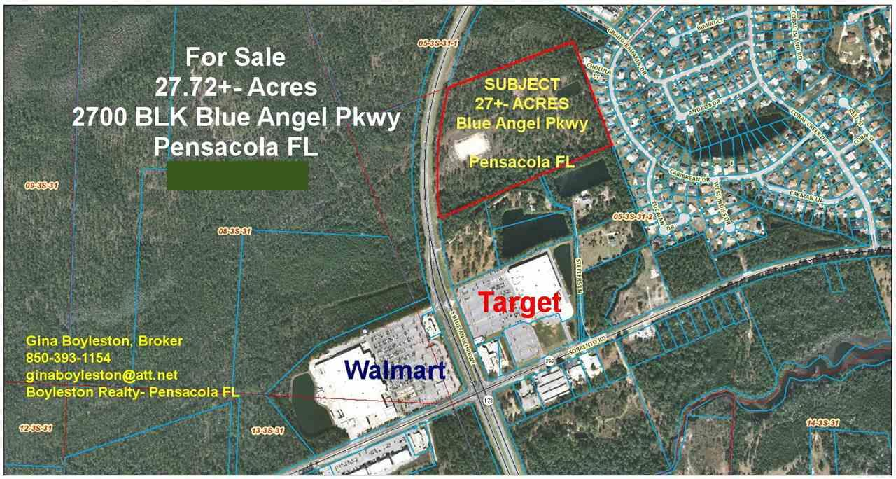2700 N Blue Angel Pkwy, Pensacola, FL 32506