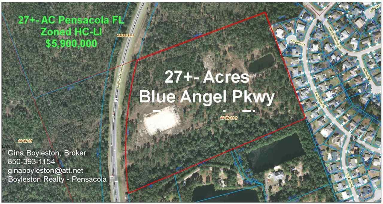 2700 N Blue Angel Pkwy, Pensacola, FL 32506