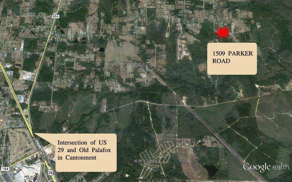 1509 Parker Rd, Cantonment, FL 32533