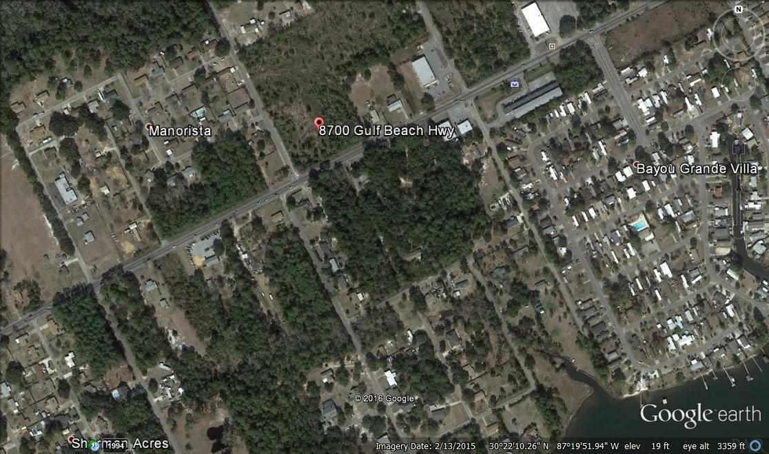 8700 Gulf Beach Hwy, Pensacola, FL 32507