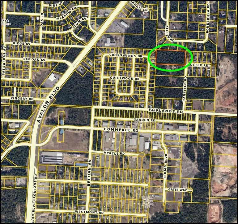 4273 Tanfield Rd, Milton, FL 32583