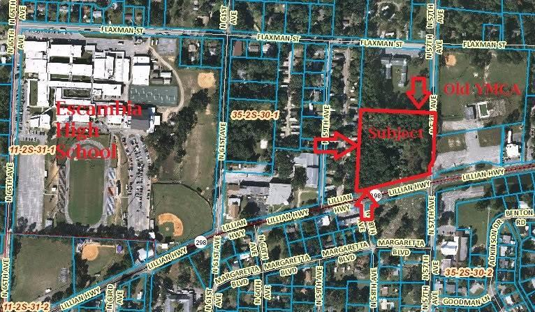 5710 Lillian Hwy, Pensacola, FL 32506