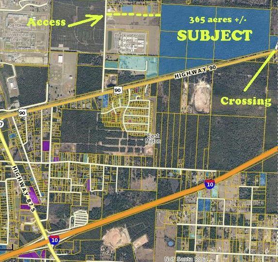 00000 Jeff Ates Rd, Milton, FL 32583
