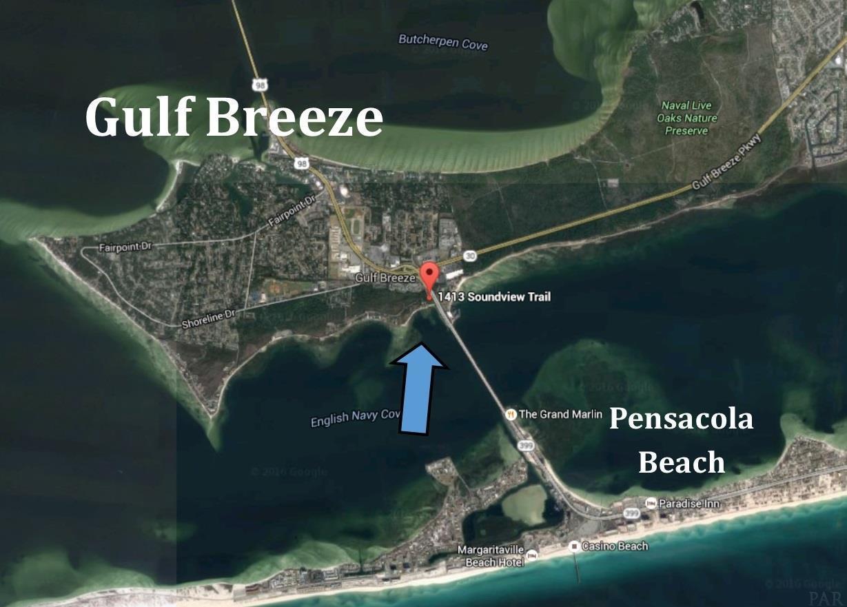 1400 Blk Soundview Trl, Gulf Breeze, FL 32561
