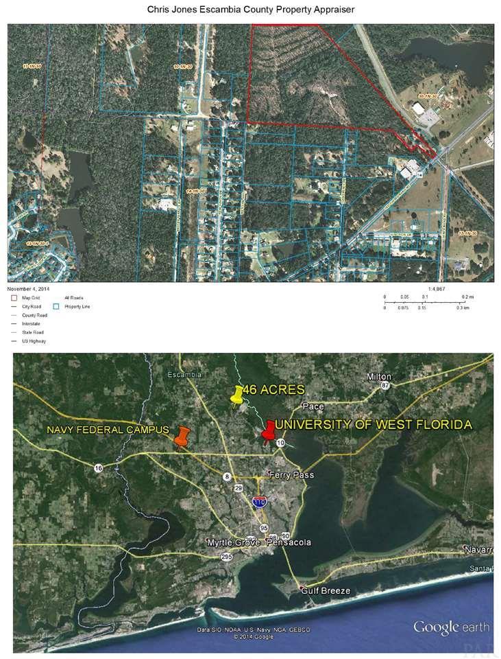 2960 Old Chemstrand Rd, Pensacola, FL 32533