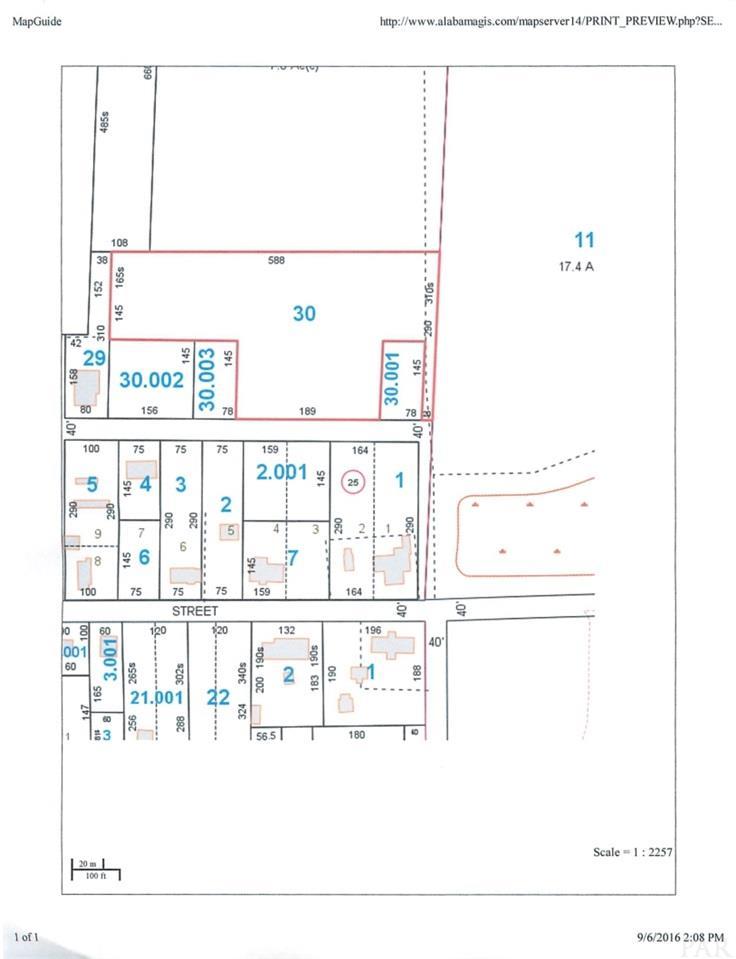 0 Lanier St, East Brewton, AL 36426