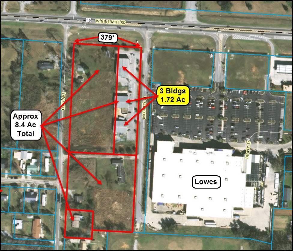 825 W 9 Mile Rd, Pensacola, FL 32534