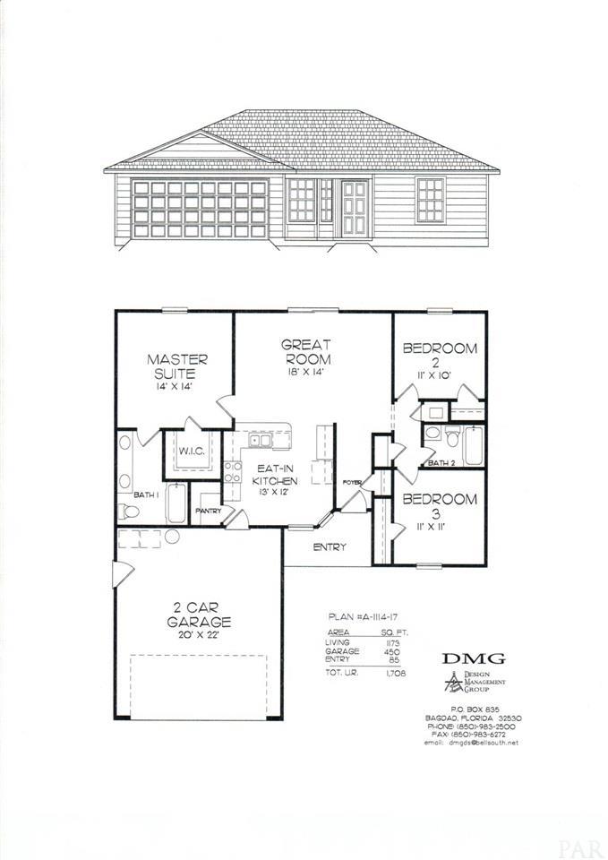 8240 Binkley St, Pensacola, FL 32514