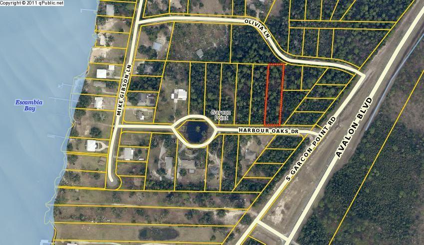 Lot 8 Block B Harbour Oaks Dr, Milton, FL 32583
