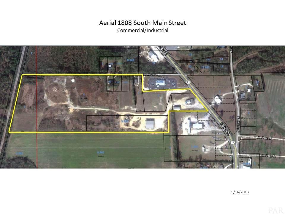 1812 S Main St, Atmore, AL 36502