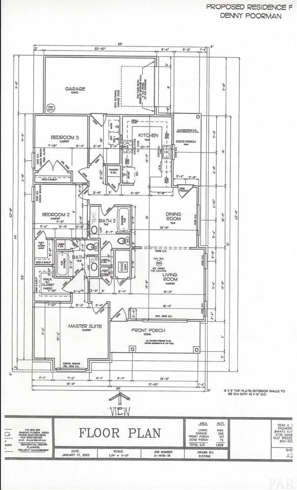1927 La Rua St, Pensacola, FL 32501