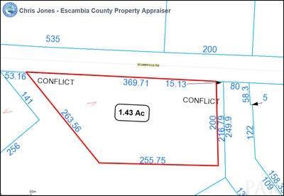 37 Stumpfield Rd, Pensacola, FL 32503