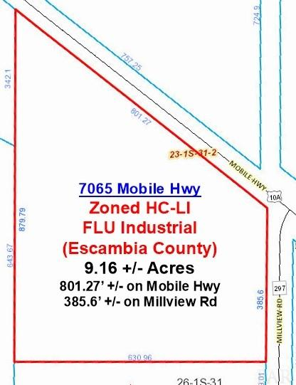 7085 Mobile Hwy, Pensacola, FL 32526
