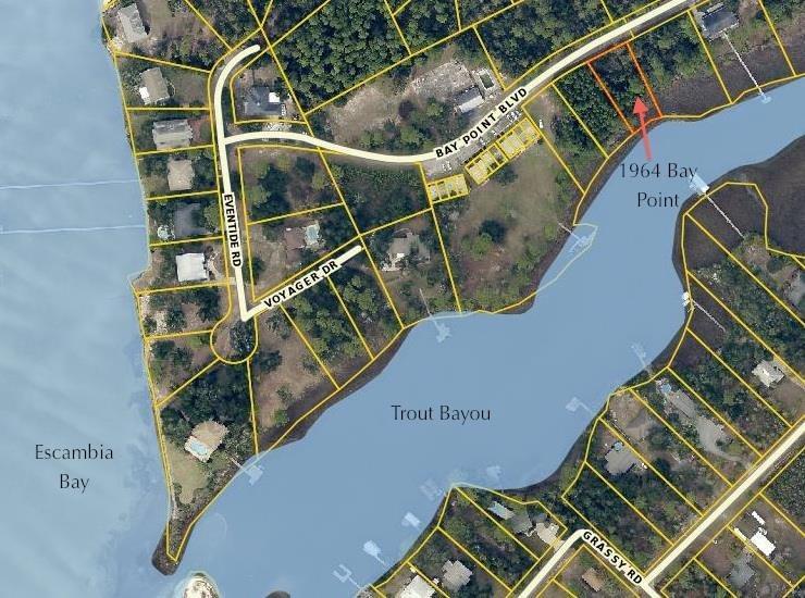 1964 Bay Point Blvd, Milton, FL 32583