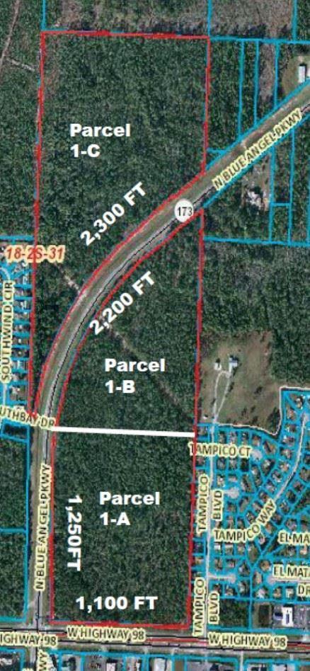 750 N Blue Angel Pkwy, Pensacola, FL 32506