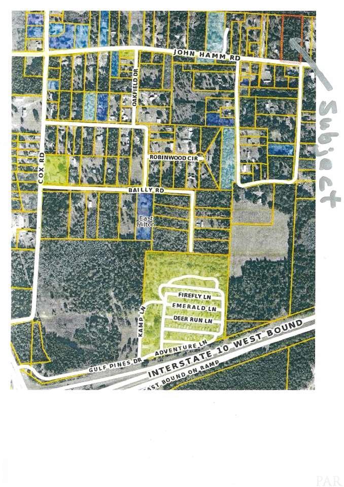 000 John Hamm Rd, Milton, FL 32583