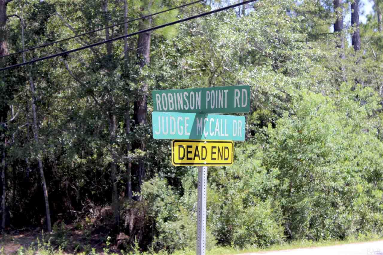 0 Robinson Point Rd, Milton, FL 32583