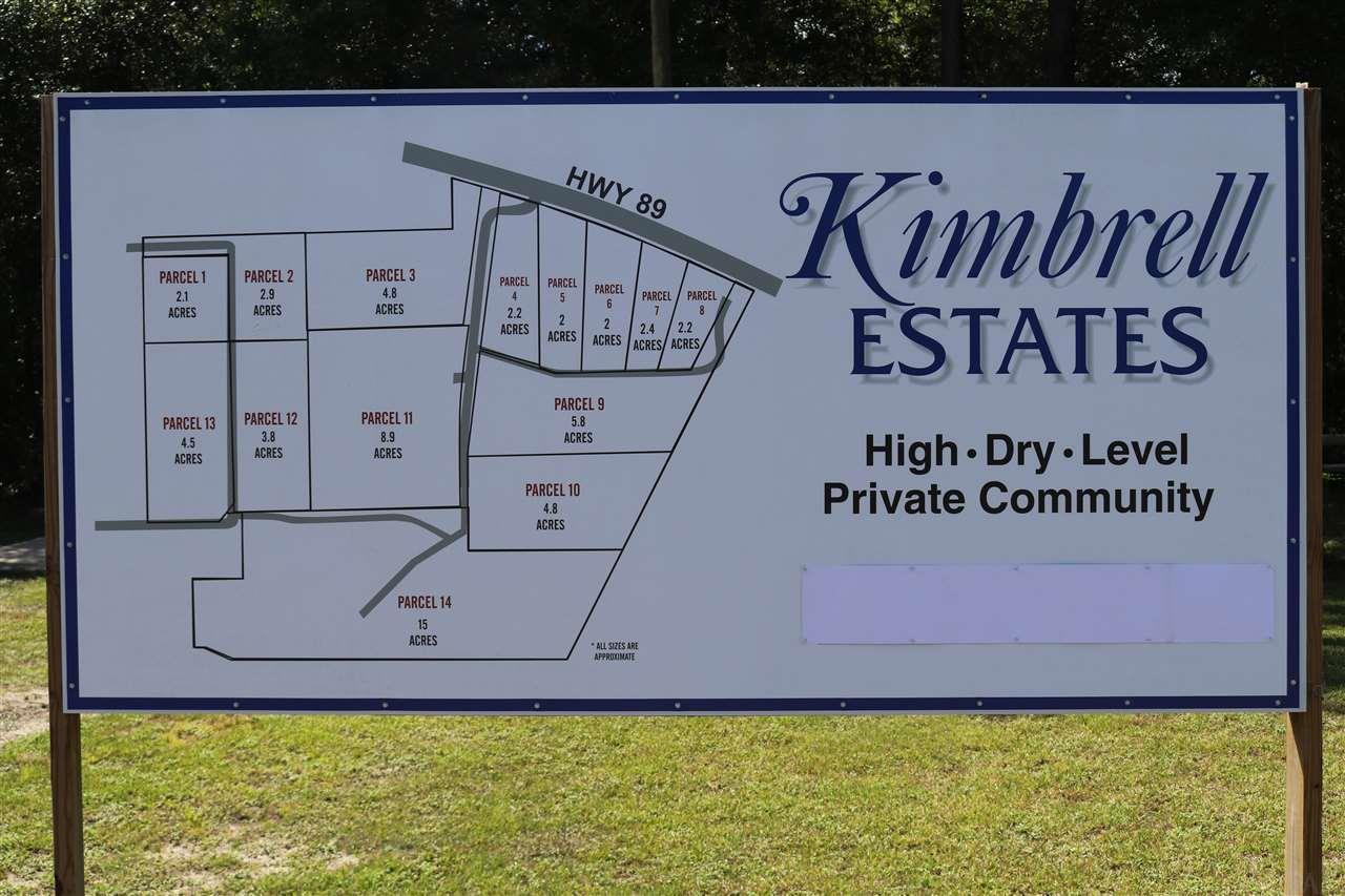 Lot 1 Kimbrell Ln, Milton, FL 32570