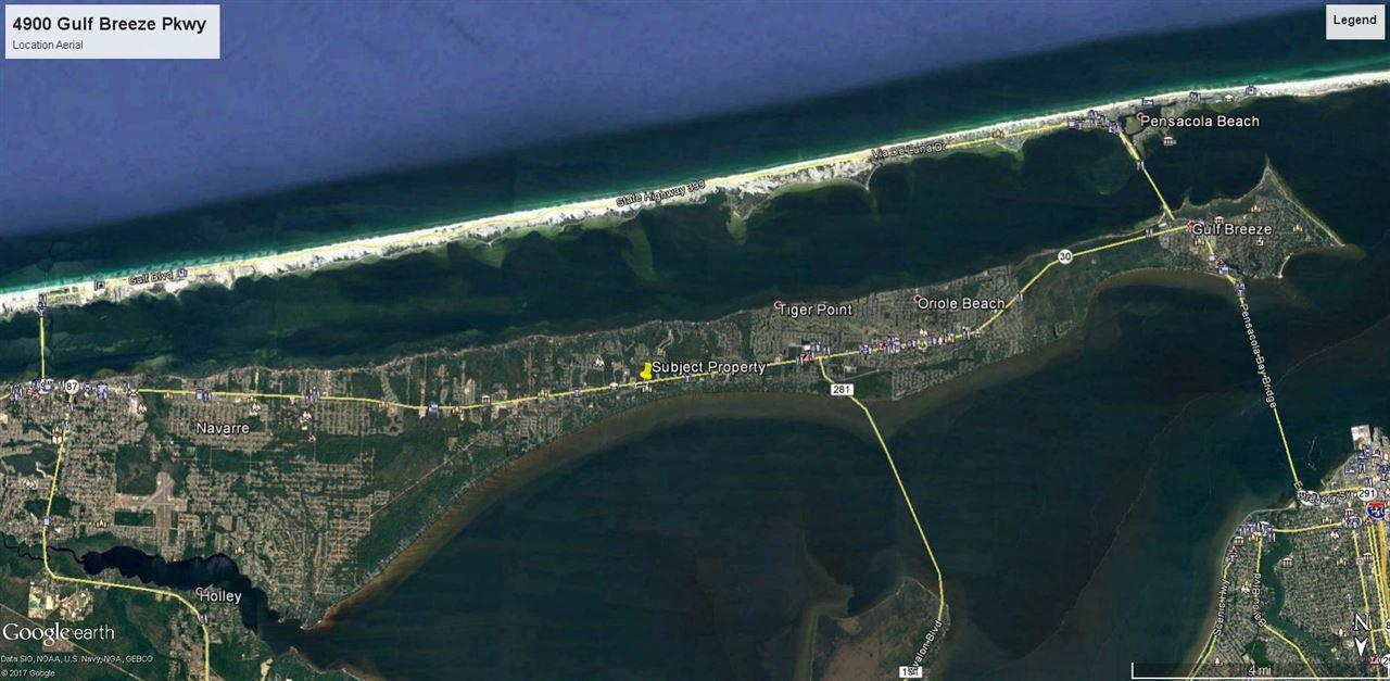 4900 Gulf Breeze Pkwy, Gulf Breeze, FL 32563
