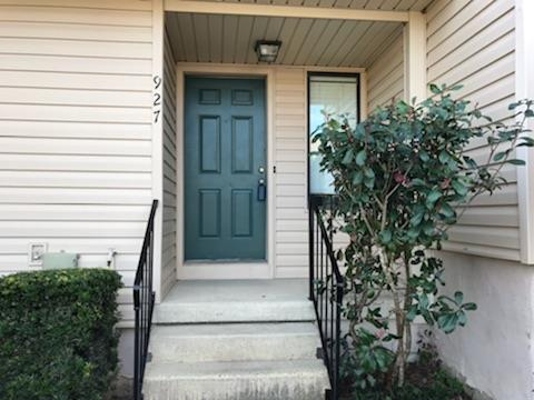 Price reduced!  New roof December 2017. Upgrades to baths, new flooring in master bath, Move in ready!  Very nice two story townhome with high ceilings, fireplace and exterior deck!  Galley kitchen faces living area with breakfast bar and stainless appliances.  Nice laundry room with washer/dryer.  The half bath is downstairs near foyer off laundry room, good storage in and out.  Spiral stairs  leading to loft bedroom suite with full size bath overlooking the living area (open) looks down on living area.   This complex was developed in 1984 and is well managed.   Brookside amenities include tennis courts, swimming pool and sidewalks.  HOA dues are very reasonable.  The location is the backside of Hillbrook Condos off 9th Avenue near Cordova area, 10 minutes from downtown near East Hill!   Easy show!  Call Sharon today to take a look!