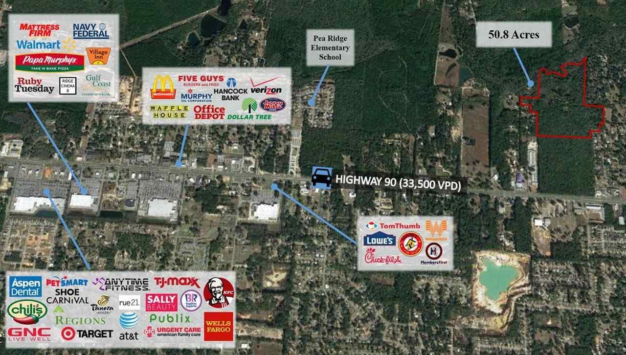 5658 Us Hwy 90, Pace, FL 32571