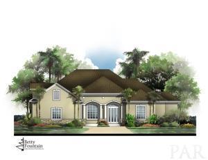 Lot 1a Fontainebleau Ct, Navarre, FL 32566