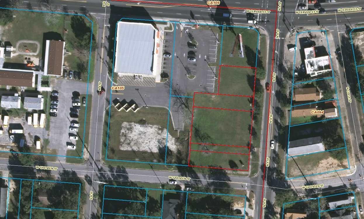 701 N A St, Pensacola, FL 32501