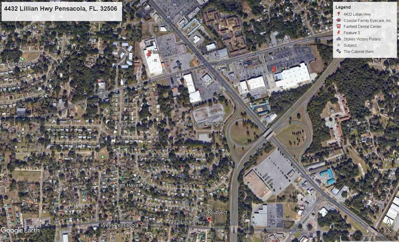 4432 Lillian Hwy, Pensacola, FL 32506