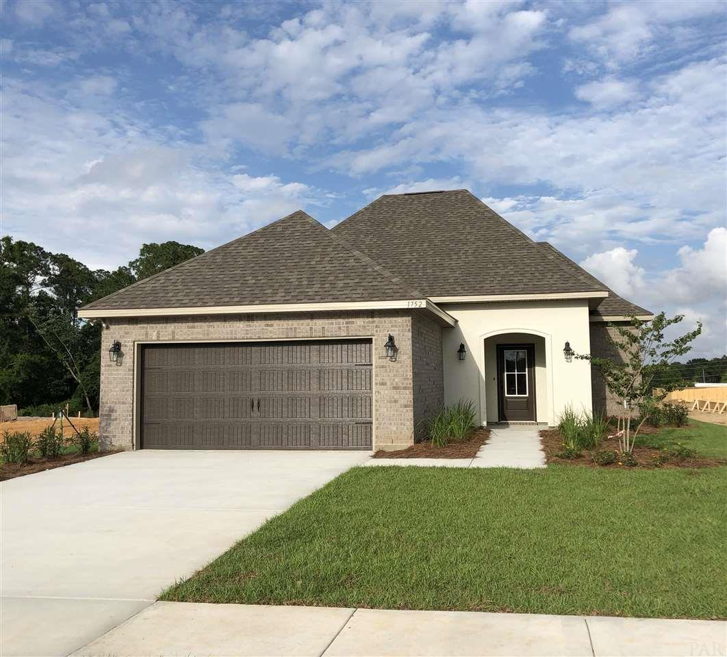 1752 Waterbury Way, Cantonment, FL 32533