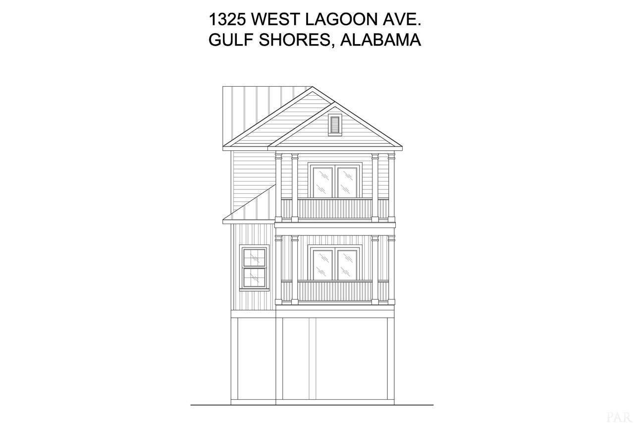 1325 W Lagoon Ave, Gulf Shores, AL 36542