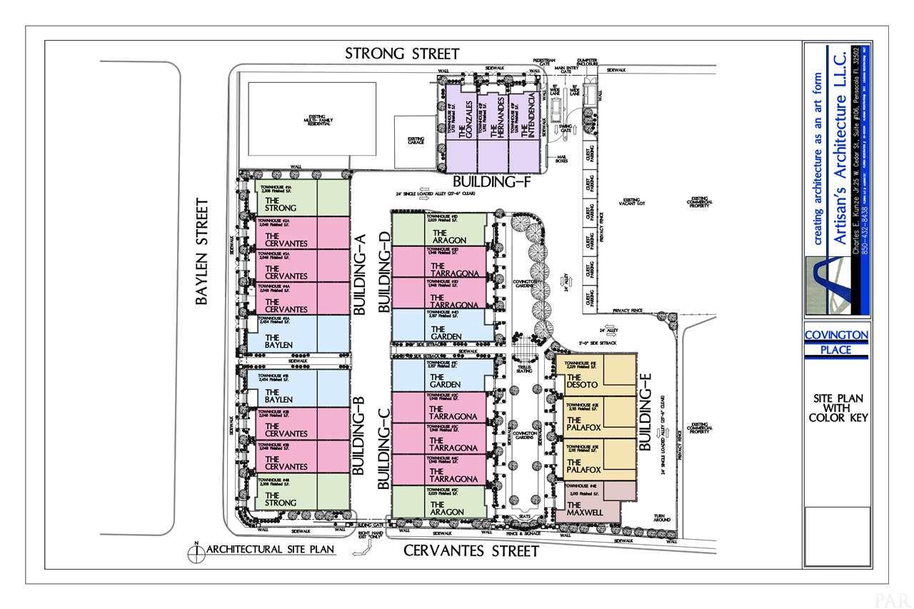 15 W Strong St #3-D, Pensacola, FL 32501