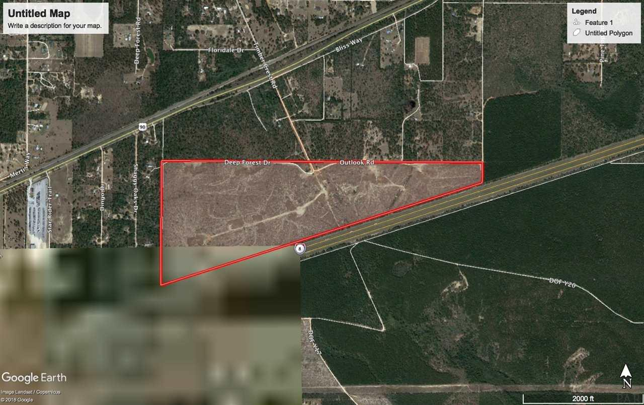 147 Ac Outlook Rd, Milton, FL 32583