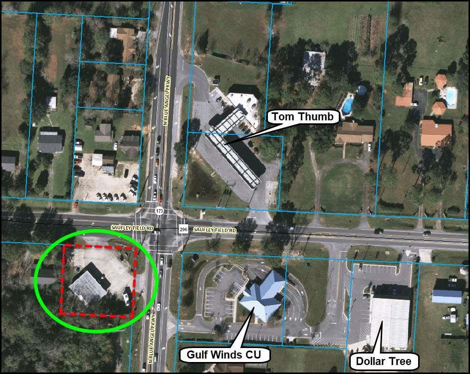 5501 Saufley Field Rd, Pensacola, FL 32526