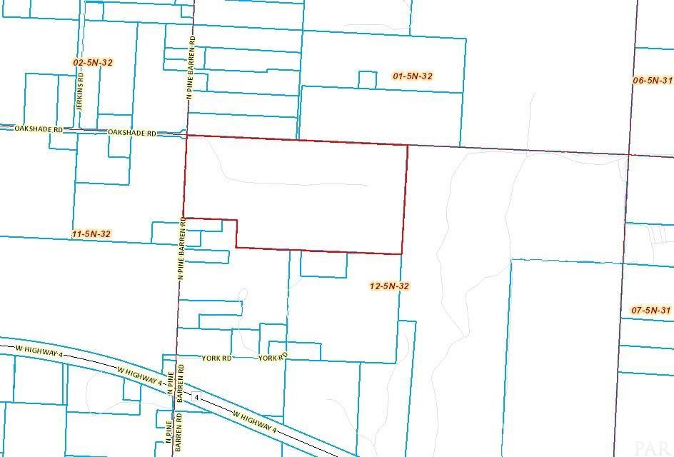 6500 Blk N Pine Barren Rd, Century, FL 32535