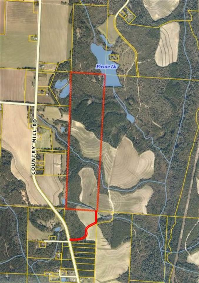 160 Acres Country Mill Rd, Jay, FL 32565