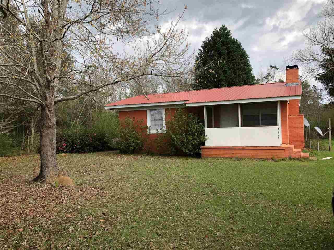 8071 Pine Forest Rd, Mcdavid, FL 32568