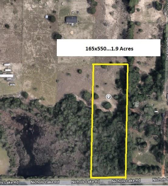 Nichols Lake Rd, Milton, FL 32583
