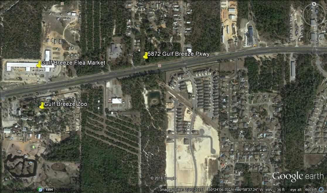 5872 Gulf Breeze Pkwy, Gulf Breeze, FL 32563