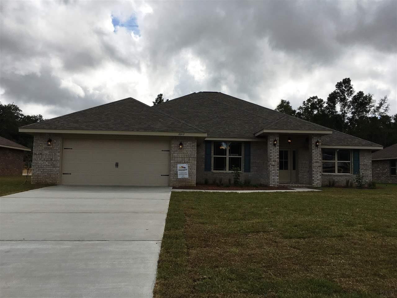8917 Clearbrook Dr, Milton, FL 32583